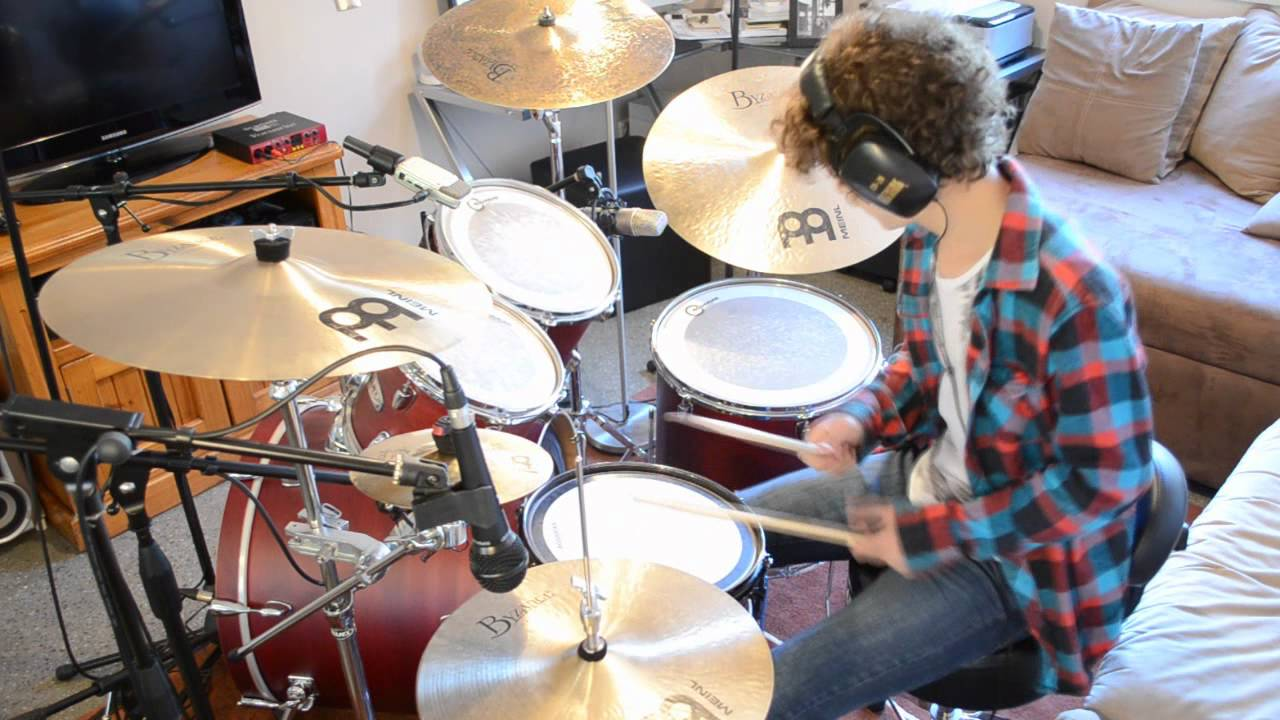 Dirty loops baby justin bieber drum cover youtube