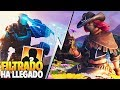 *FILTRADO* ALGO TERRIBLE ESTA APUNTO DE PASAR en PARTIDA DE CAZA | FORTNITE: Battle Royale