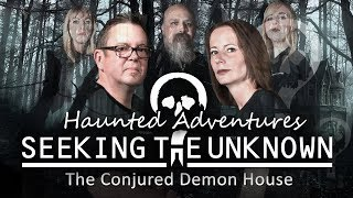 Haunted Adventures S04-EP05 - The Conjured Demon House