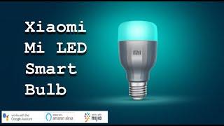 умная лампочка Xiaomi Mi LED Smart Bulb