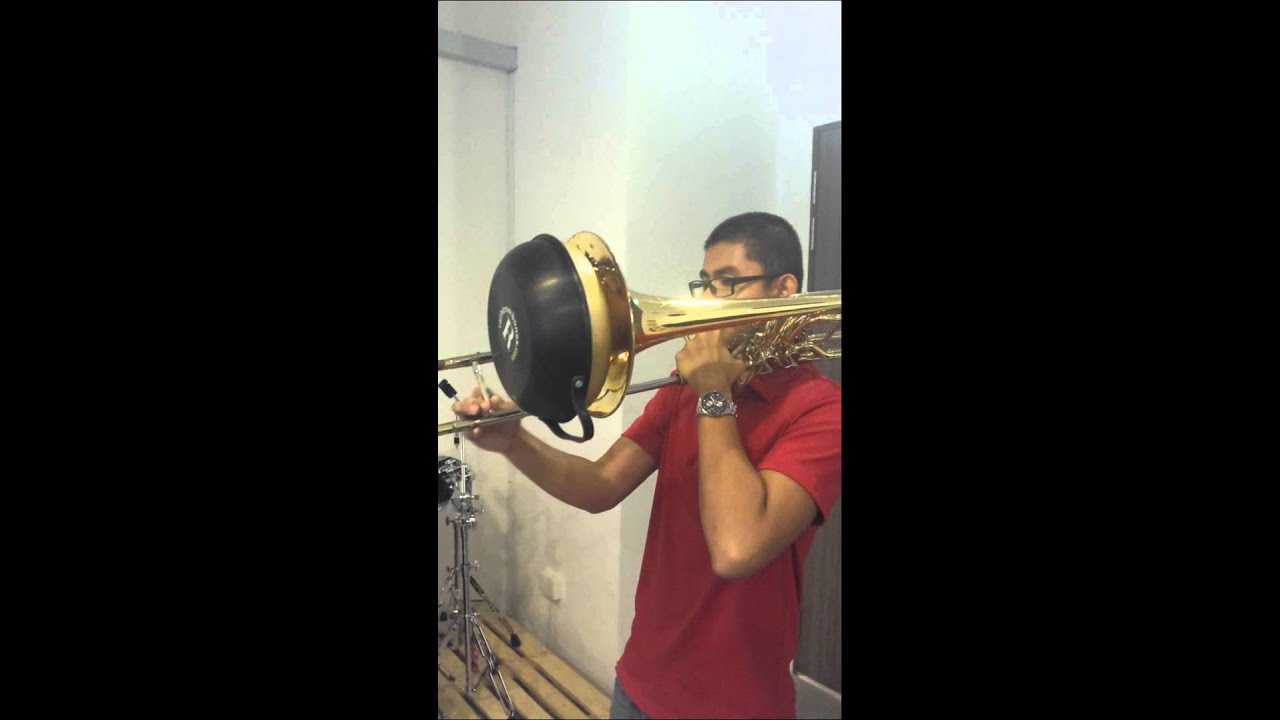 Contrabass Trombone Mute Trombone Straight Mute