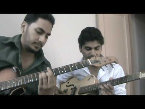 Bin Tere Sanam On Guitar video