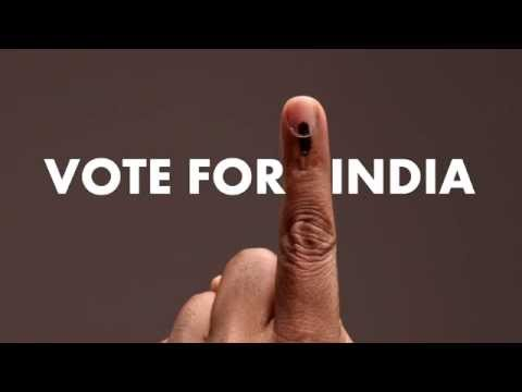 VOTE FOR INDIA