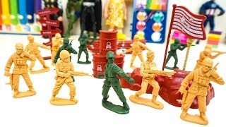 Box of Toys ! Military Toys & equipment - Toys for Kids