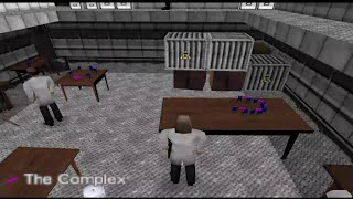 GoldenEye 007 N64 Complex (Custom Level) 00 Agent