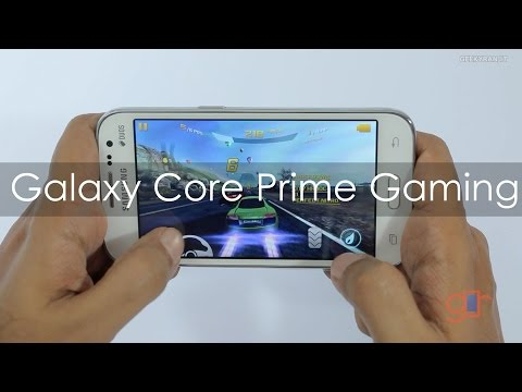 Samsung Galaxy Core Prime Gaming Review & Benchmarks