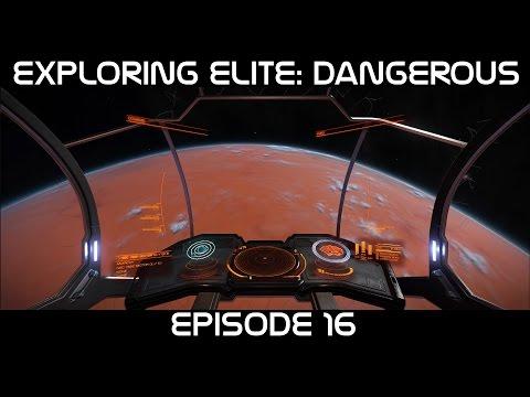 Exploring Elite: Dangerous - Episode 16 - Black Hole Destruction