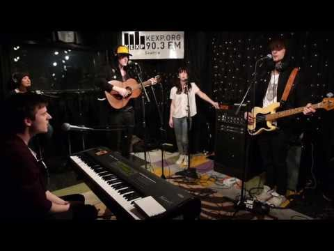 Little Green Cars - My Love Took Me Down To The River To Silence Me (Live @ KEXP, 2013)