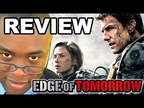 EDGE OF TOMORROW REVIEW (No Spoilers) : Black Nerd