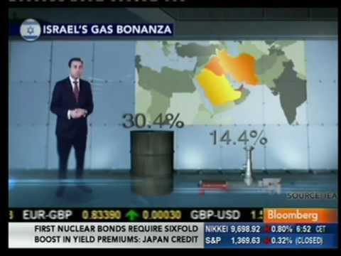 February 2012 monthly - Israel's Leviathan Natural Gas Field May Boost GDP