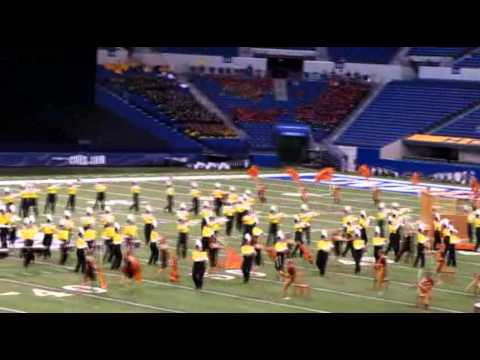 2010 ISSMA Greenwood High School Band.wmv