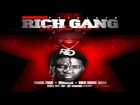 Rich Gang  Freestyle ft Young Thug & Rich Homie Quan Rich Gang : Freestyle Tha Tour