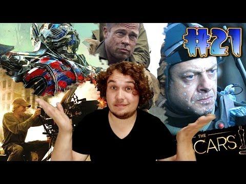 FILMNEWS #21 | Transformers 4 macht 300 Mio $ am Startwochenende - neue Regeln bei den Oscars