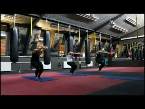 Презентация bodyART в фитнес-клубе Enjoy