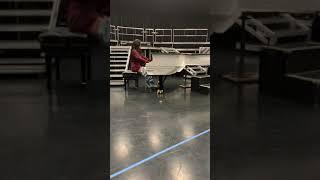 Cardi B Grammys Rehearsal Behind The Scenes Chloe Flower