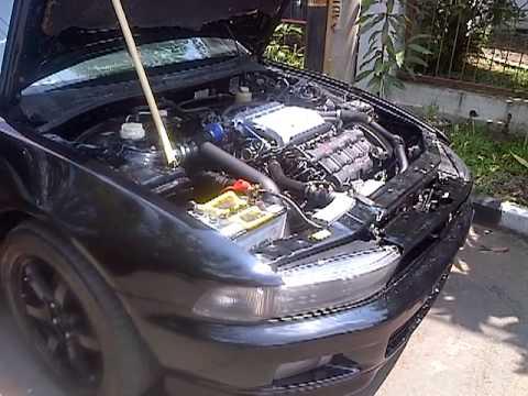 Vr4 Engine Vr4 6g72tt Test Engine.3gp