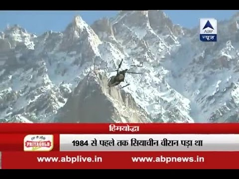 HimYodha: Watch how brave Indian forces are delivering their duty in snow clad region Siachen