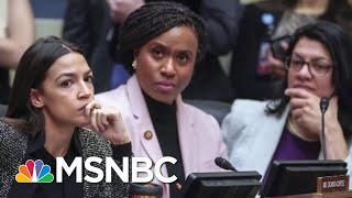 Trump Tells Dem Congresswomen Of Color To 'Go Back' To Home Countries | Velshi & Ruhle | MSNBC