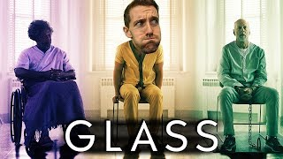 Half Full or Half Empty: Glass Review - Movie Podcast