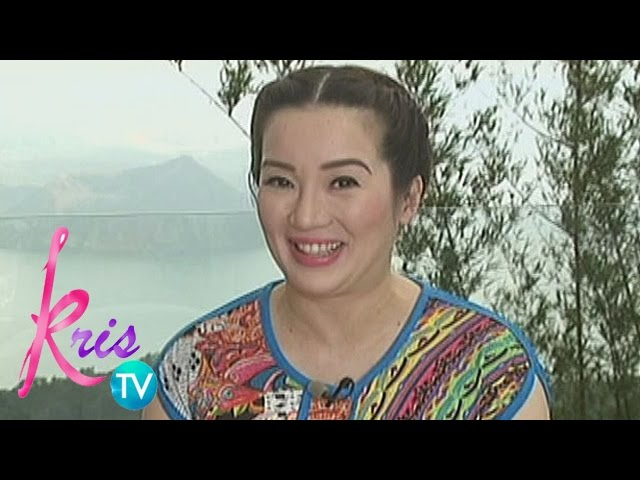 Kris TV: Kris bids goodbye
