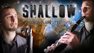 Lady Gaga & Bradley Cooper - SHALLOW [A Star Is Born OST] Bass Clarinet Cover