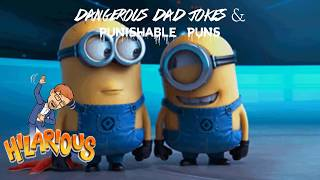 Dangerous Dad Jokes 05