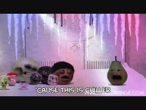 Annoying Orange -  Halloween Chiller Fruits