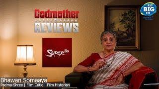 Super 30 Movie Review | #GodMotherOfReviews with Bhawana Somaaya