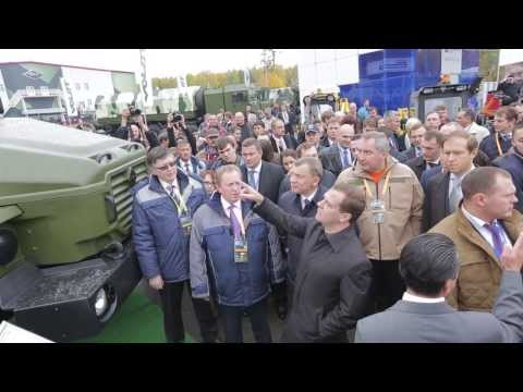 0 Russian Arms Expo