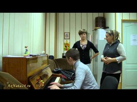 Урок вокала. Опора звука. Упражнение на включение диафрагмы, тренировка мышц брюшного пресса