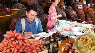 CHAU DOC MARKET - STREET FOOD PARADISE |An Giang Viet Nam Travel