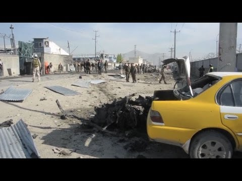 Taliban hit Kabul on Osama bin Laden anniversary