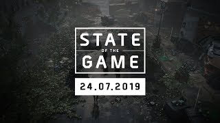 The Division 2: State of the Game #130 - 24 July 2019 | Ubisoft [NA]