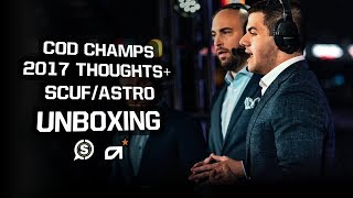 CoD Champs Thoughts + SCUF/ASTRO Unboxing!