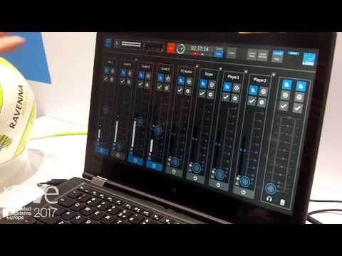 ISE 2017: LAWO Shows R3lay a Real Virtual Radio Console and A_OnAir 4 Audio Interface