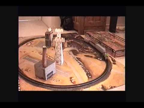 Tyco Transformers Train Set 1985 MIB.wmv