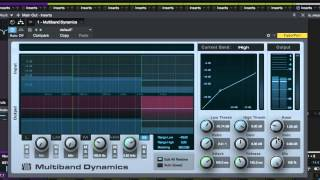 S1-063 My Favorite S1 Plugins - MultiBand Dynamics Part 1