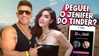 PEGUEI O JENIFER DO TINDER? ft. Skipnho