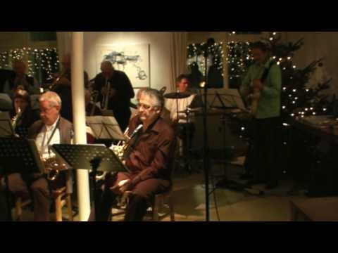 Silk Shiny Stockings - River Big Band - Evertshuis 091211