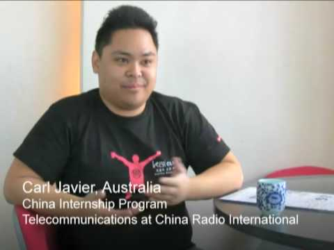 China Internship Program Testimonial