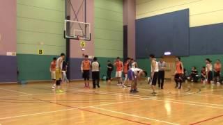 9 OCT SPORTARTS BASKETBALL LEAGUE 博亞 籃球聯賽 創基金業 vs 中信銀行 PART 2