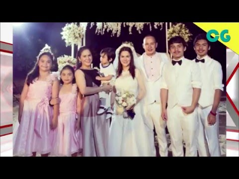 Janet Jamora, Jinkee Pacquiao's Twin Sister Got Married To Steve 'Tibo' Jumalon