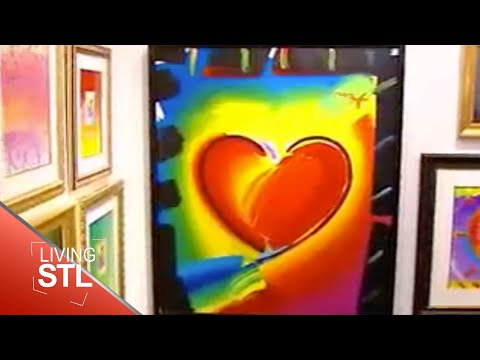 KETC | Living St. Louis | Peter Max