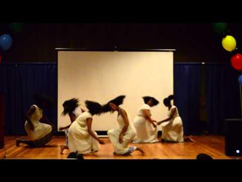UC Berkeley Horn of Africa Student Association Culture Show 2014