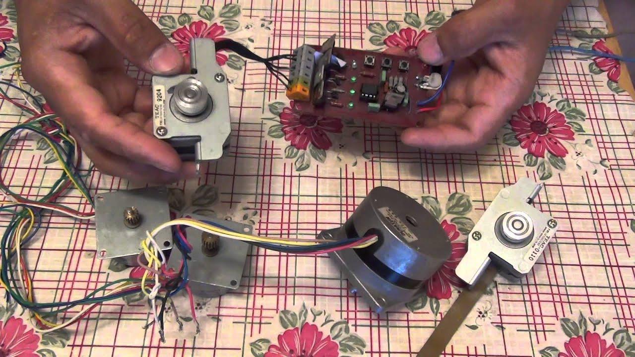 Драйверы двигателей своими руками 36