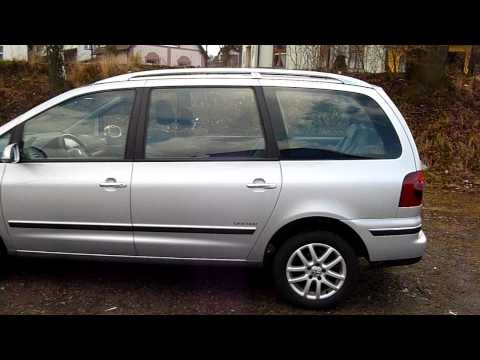 VW SHARAN 1.9 TDi TIPTRONIC.MOV