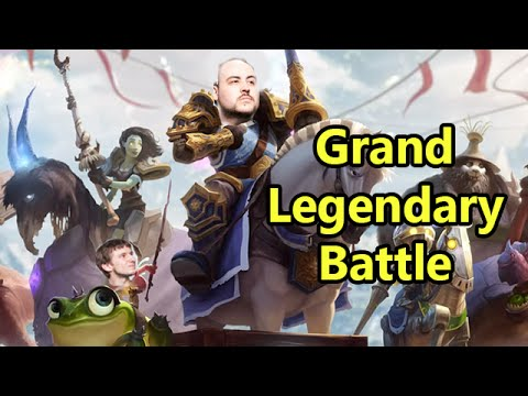 """The Grand Legendary Battle with TB! <a href=""""https://www.youtube.com/watch?v=O8wC-Un3EKc&feature=youtu.be"""" class=""""linkify"""" target=""""_blank"""">https://www.youtube.com/watch?v=O8wC-Un3EKc&feature=youtu.be</a>"""