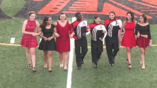 Lely High School. Marching Band. Senior Night 2016 2017