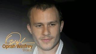 Daniel Day-Lewis Stops Oprah Interview to Talk Heath Ledger's Death | The Oprah Winfrey Show | OWN