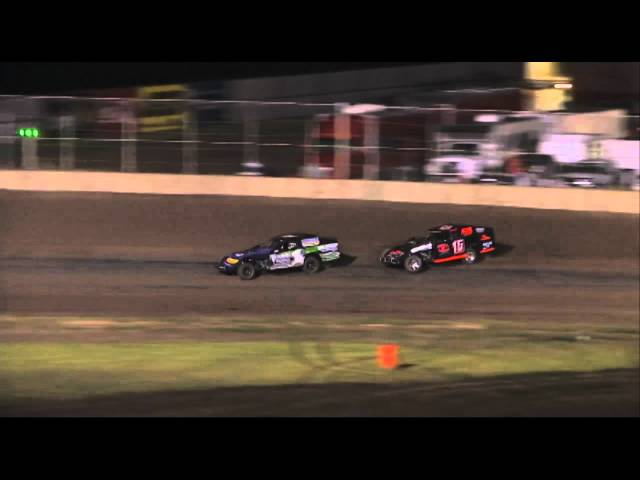 Junction Motor Speedway Modifieds 08/12/11